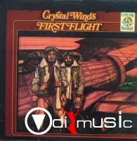 Crystal Winds - First Flight (Vinyl, LP, Album)