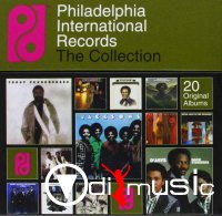 V.A. - Philadelphia International Records: The Collection [20CD Box Set] (2014)