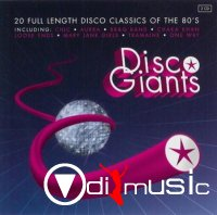 V.A. - Disco Giants  Vol1.-Vol.11 (Disco classics of the 80`s) (22 CD)