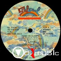 J.J. Mack - Hang On Sloopy ,Vinyl 12