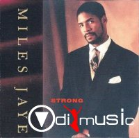 Miles Jaye - Strong (CD, Album) 1991