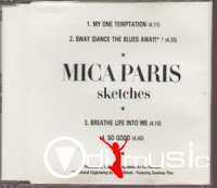 Mica Paris - Sketches (Promo CDM) (1988)
