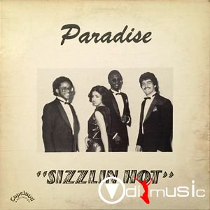paradise - sizzlin hot (1981) lp