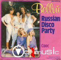 Bellvu - Russian Disco Party ,Vinyl 7