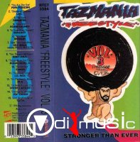 Various - Tazmania Freestyle Vol.1-16 (1993-2009)