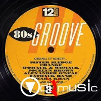 VA - 12 Inch 80's Dance Groove (3CD) (2014)