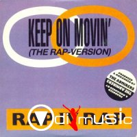 Rap IV Rap - Keep On Movin' (The Rap Version) (CD) 1989