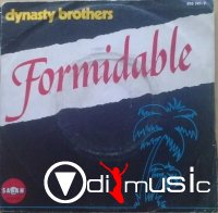 Dynasty Brothers ‎– Formidable ,Vinyl 7