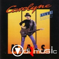 Carolyne Mas - Live! (CD, Album) 1992