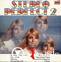 Jack Lester Special Band - Stereo Perfect 1 & 2 1980