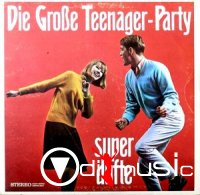 V.A. - The Gus Brendel Group / The Crazy Horses - Die Große Teenager-Party