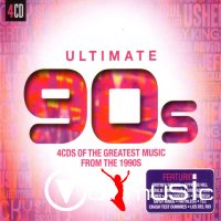 VA - Ultimate 90s [Box Set] [4CD] [2015]