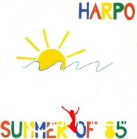 "Harpo - Summer Of 85 ,Vinyl 7"" (1985)"