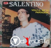 "Salentino - You'll be in Paradise ,Vinyl 12"" (1985)"