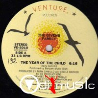 The Givens Family - The Year Of The Child (1979)