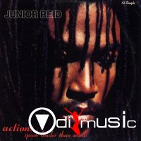 Junior Reid - Actions Speak Louder Than Words (CDM) (1991)