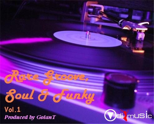 Various - Rare Funky Groove Volume 5