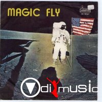 Mc Lane Explosion - Magic Fly ,Vinyl 7