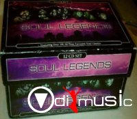 VA - Soul Legends [12 CD BoxSet] (2004)