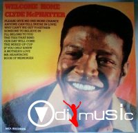 Clyde McPhatter - Welcome Home (Vinyl, LP) 1977