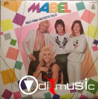 Mabel - Born To Make You Happy (Cassette, Album) 1979