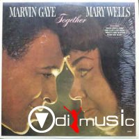 Marvin Gaye & Mary Wells - Together (Vinyl, LP, Album) 1981