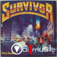 Terry Scott Jr.  ‎– Survivor - 1979