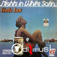 Linda Law - Nights In White Satin  All The Night ,Vinyl 12