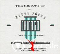 Various - The History Of The House Sound Of Chicago (1989)