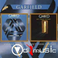 Garfield - Strange Streets / Out There Tonight (CD)