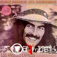 Cover Album of George Harrison - Live Los Angeles November 12th 1974