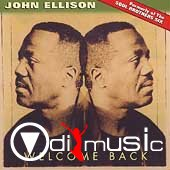 John Ellison - Welcome Back CD Album (1994)