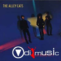 The Alley Cats - Nightmare City (Vinyl, LP, Album) 1981