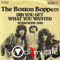 The Boston Boppers - Did You Get What You Wanted (1974)