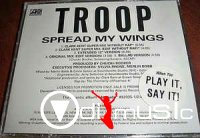 Troop - Spread My Wings (1989) Remixes VERY RARE