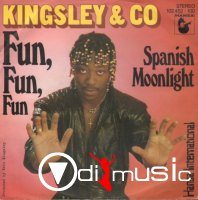 Kingsley And Co - Fun, Fun, Fun ,Vinyl 7
