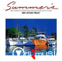 Horii Katsumi Project - Collections (12 Albums) 1987-1998