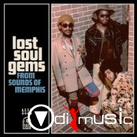 VA - Lost Soul Gems From Sounds of Memphis (2012)