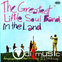 J.J. Jackson - The Greatest Little Soul Band In The Land (Vinyl, LP) 1969