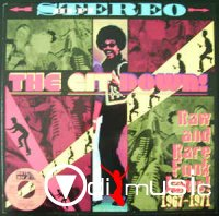 Various - The Git Down! Raw And Rare Funk Jams! 1967-1971