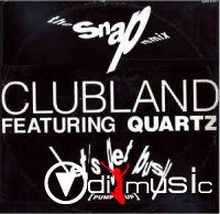 Clubland Featuring Quartz (2) - Let's Get Busy (Pump It Up) (Vinyl) 1990