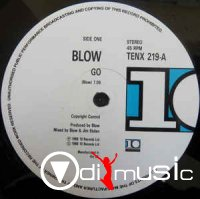 Blow - Go (Vinyl) Remixes (1988)