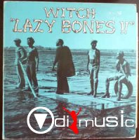 Witch - Lazy Bones!! (Vinyl, LP, Album) 1975