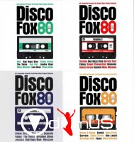 VA - Disco Fox 80 - The Original Maxi-Singles Collection Vol. 1-6 (2014-2016)