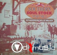 Various - Southern Soul Stock Vol. 1 & 2 (Vinyl, LP)