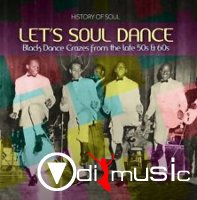 VA - Let's Soul Dance - Black Dance Crazes 1957-1962