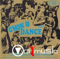 Various - C'Mon & Dance Too (CD) GOLDMINE 1993