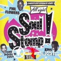 Various - All Night Soul Stomp! Dancefloor Boogaloo Romp!