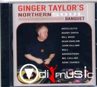 Various - Ginger Taylor's Northern Soul Banquet