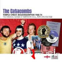 Various Artists - Club Soul Vol.3 - The Catacombs 1968-'74